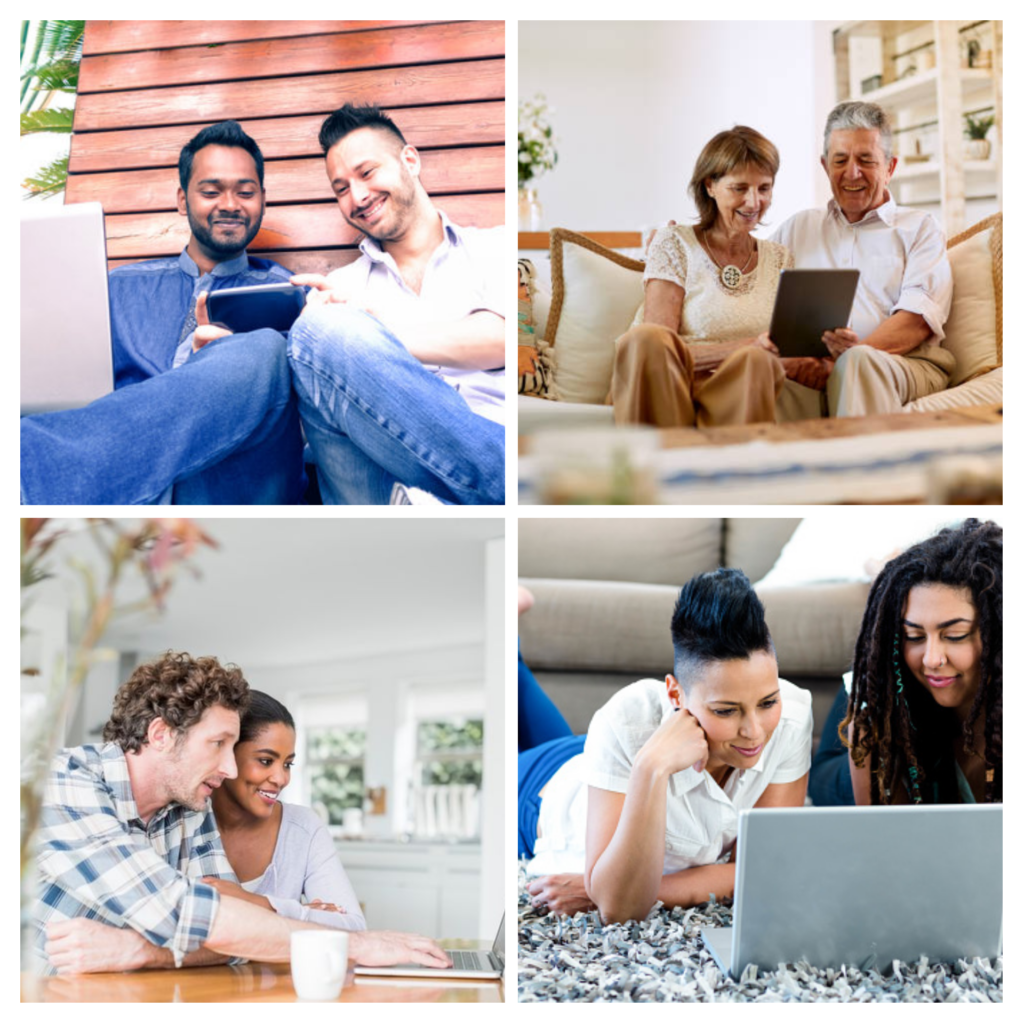Online Couples Therapy from Parks & Powers Psychotherapy in California.